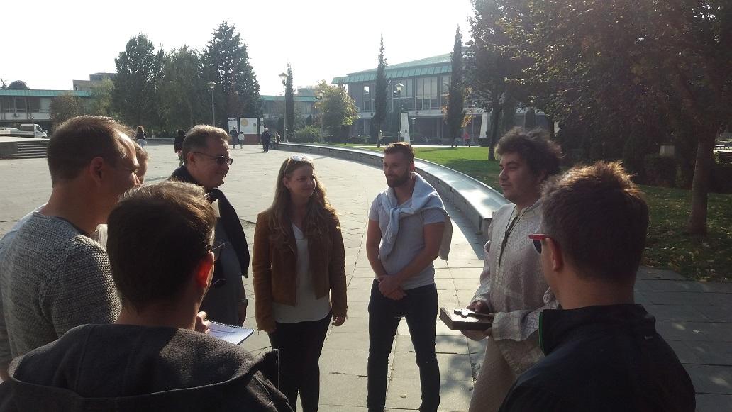 Belgrade Quest Tour